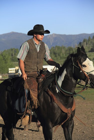 Puckered Cowboy