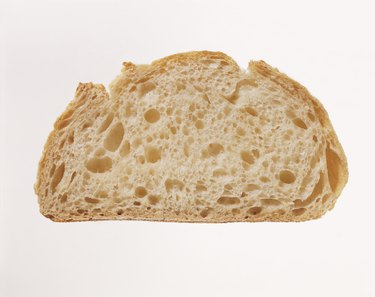 Slice of White Brad