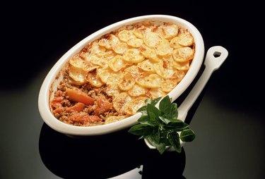Turkish Tomato and Potato Dish