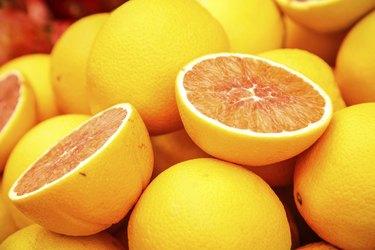 Grapefruit free at wild