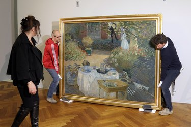 Monet and the Birth of Impressionism Exhibition Preview