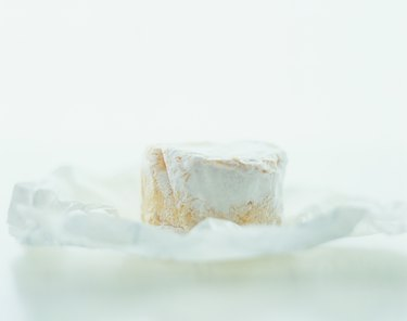 Brie in Packaging