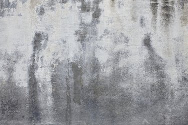 XXXL Stained Concrete Wall Texture