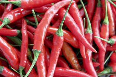 Picture Red hot chili.