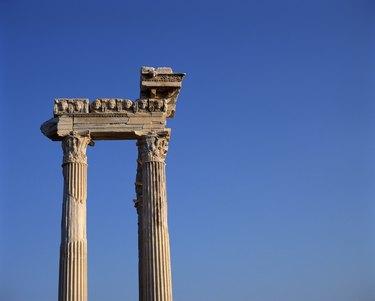 Ruined columns