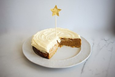 Pumpkin Pie Magic Cake is so easy to make and comes together quickly with little preparation needed.