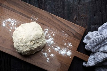 Homemade Pizza Dough Recipe   eHow