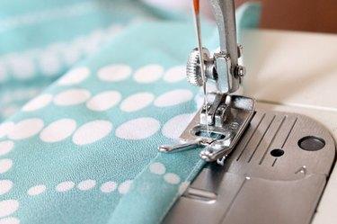 sew along folded edge