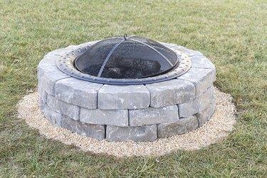 steel campfire bowl