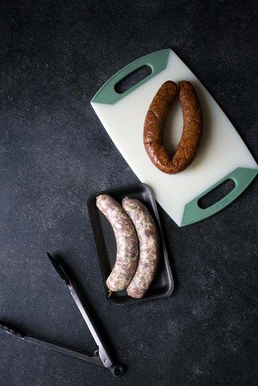 How to Cook Fresh Polish Sausage   eHow