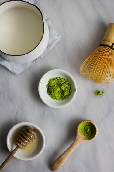 How to Make a Matcha Latte