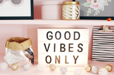 How to Create a Lightbox That's All About Good Vibes