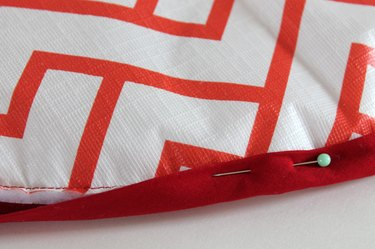 fold over an pin bias tape
