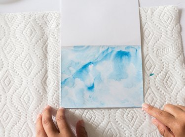 Final imprinted paper