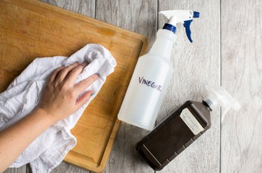 How to Make a Homemade Natural Disinfectant Cleaner