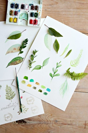 How to Use Watercolors