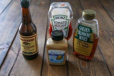 Meatloaf sauce ingredients