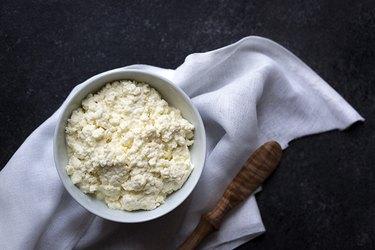Homemade Ricotta Cheese Recipe   eHow