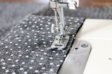 sew with the right sides together