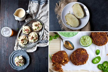 Recipes for cooking with potatoes