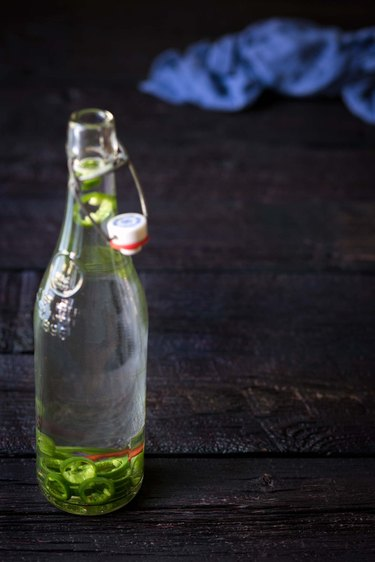 How to Infuse Vodka With Jalapeños   eHow