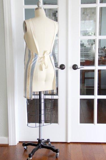 unisex apron back