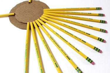 Pencils for Back to School Wreath