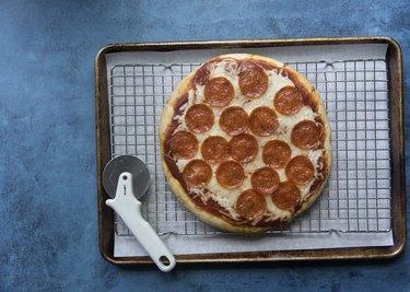 Homemade Frozen Pizza | eHow