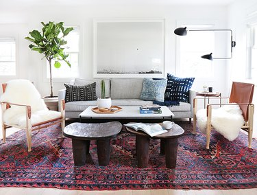 How to Coordinate Colors in a Living Room