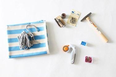 fabric drawstring bag materials