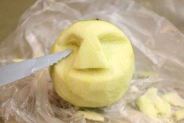 carve face