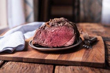 Beef Rib Eye Roast