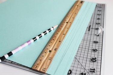 measuring strips