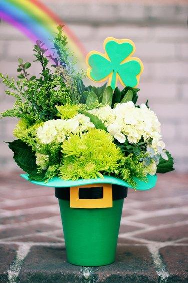 green arrangement