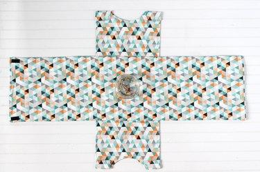 center both pieces