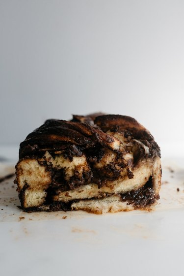 Store the babka for up to 3 days - if it lasts that long!