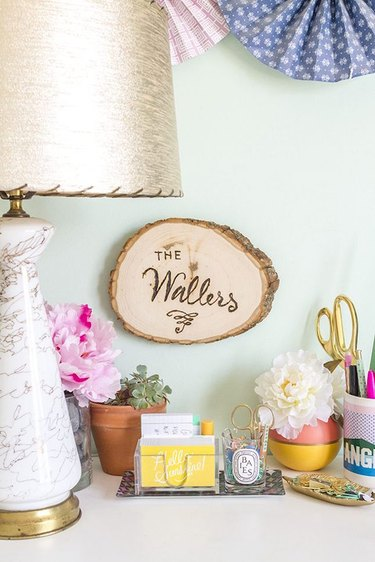 How to Make Burned Wood Signs