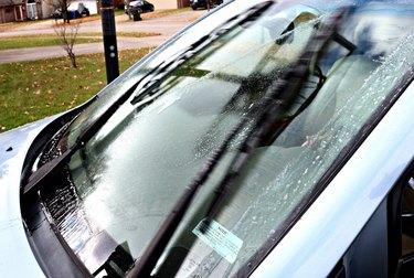 DIY windshield washer fluid