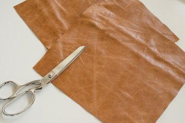 Leather Square