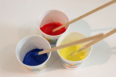 dilute paint