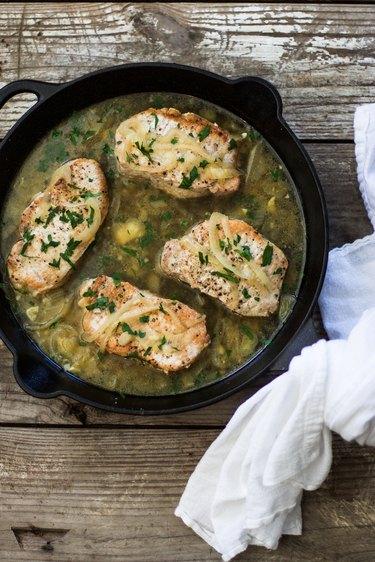 How to Make Pork Chops Tender