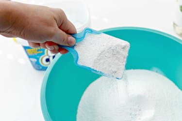 Mix in OxiClean.