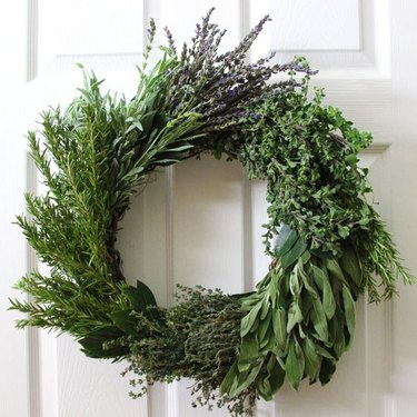 Herb wreath.