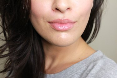 How to make a natural lip plumper.