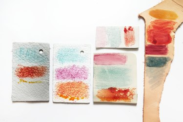 Rit Dye Color Swatches