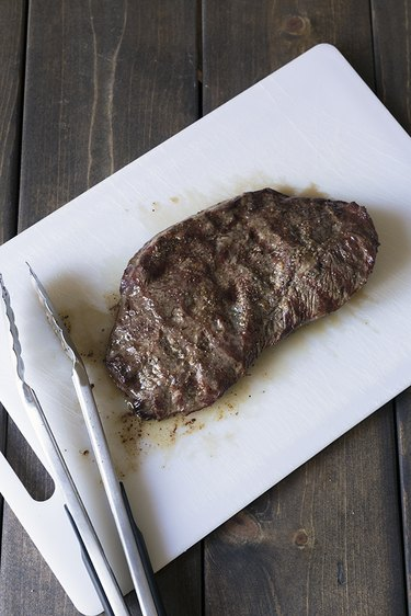 How to Grill Absolutely Perfect Steaks Using Your Gas Barbeque   eHow