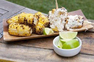 Elote (Mexican Street Corn)