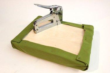 staple gun fabric