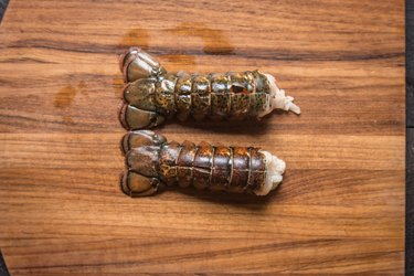 How to Cook Lobster Tails for Two