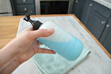 homemade flea killing shampoo